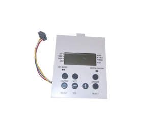 WORCESTER 87161055310 GREENSTAR HE TWIN CHANNEL TIMER-TO24E7