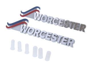 WORCESTER 87161068080 BADGE