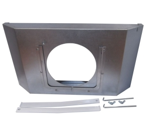 WORCESTER 87161208090 COLLECTOR HOOD ASSEMBLY