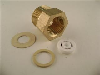 WORCESTER 87161402440 FLOW REGULATOR HOUSING