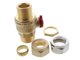 WORCESTER 87161424100 18-22MM ISOLATING VALVE