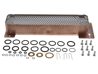 WORCESTER 87161429040 SWEP HEAT EXCHANGER E8-18 ECP