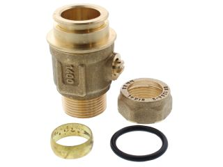 WORCESTER 87161480060 22MM ISOLATING VALVE