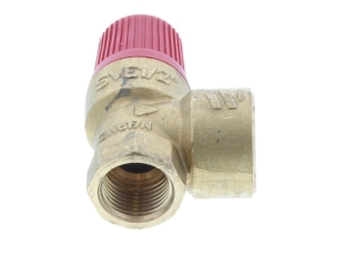WORCESTER 87174010120 SAFETY RELIEF VALVE 3BAR