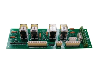 WORCESTER 87161079860 PCB