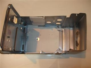 BAXI 040048 ASSEMBLY BOX COMBUSTION