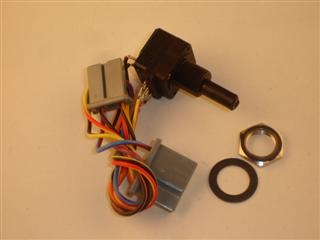 BAXI 231252BAX CONTROL POTENTIOMETER & LEADS