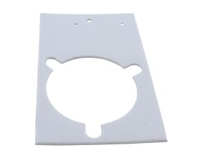 BAXI 231343BAX GASKET FAN TO HOOD PF2/3