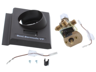 BAXI 232302BAX GAS TAP/FFD KIT VP