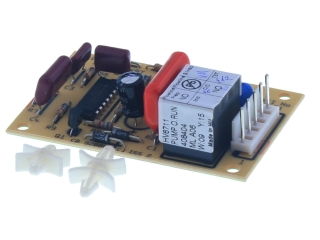 BAXI 232510 PCB & SUPPORTS RS MK2