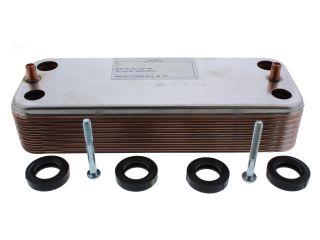 BAXI 237472 WATER/WATER HEAT EXCHANGER 1011164