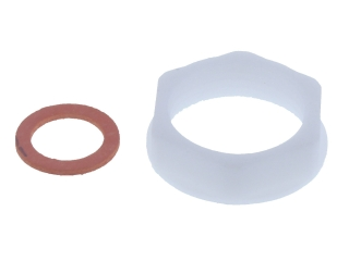 BAXI 244738 KIT FIBRE WASHER AND LOCKNUT