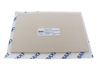BAXI 248012 INSULATION REAR PANEL