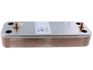 BAXI 248047 HEAT EXCHANGER DHW (12 PLATES)