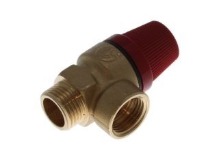BAXI 248650 SAFETY VALVE 3 BAR