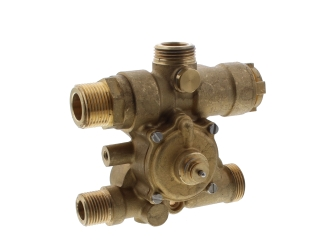 BAXI 248727 VALVE 3 WAY ASSY