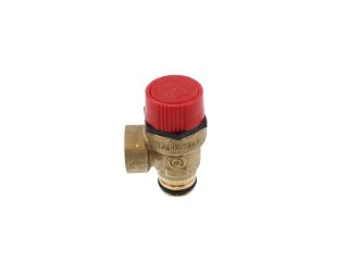 BAXI 720777801 SAFE VALVE 3 BAR