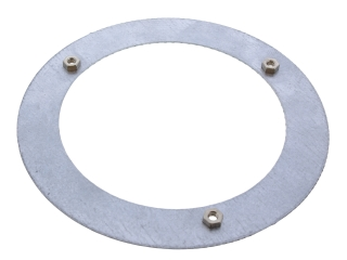 POTTERTON 238134 FLUE ELBOW PLATE BUSH ASSY