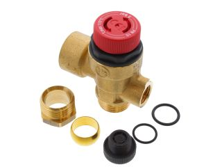 POTTERTON 929295 SAFETY VALVE KIT ULT 30 8