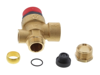 MYSON 404S122 SAFETY VALVE COMP WITH BUNG &