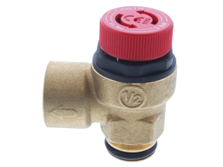 IDEAL 170992 PRESSURE RELIEF VALVE KIT ISAR/ICOS SYST