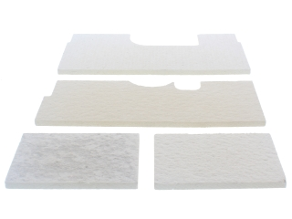 IDEAL 171404 COMB CHAMB INSULATION KIT CLA FF30-40