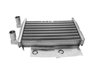 IDEAL MAIN HEAT EXCHANGER + 2 O-RINGS C24 172608
