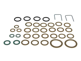 IDEAL 173163 GASKET SET-CYLINDER/PIPES/CONTROL