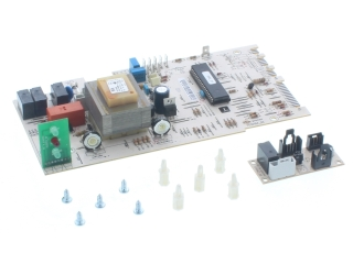 IDEAL 173890 BOARD - PRIMARY CONTROLS