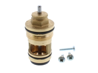 IDEAL 173967 DIVERTER VALVE CARTRIDGE KIT - BRASS