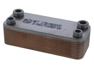 FERROLI 39824620 HEAT EXCHANGER - DHW PLATE