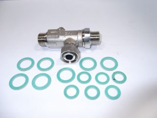 ALPHA 6.5628570A COLD INLET VLVE & SEAL KIT 745