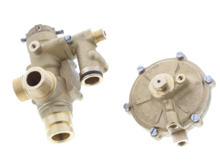 ALPHA 6.564621 3 PORT VALVE & DHW FLOW VALVE