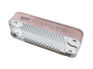 ALPHA 1.022221 DHW HEAT EXCHANGER CD28