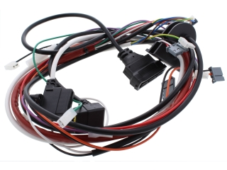 ALPHA 3.018591 WIRING ASSEMBLY GAS VLV-O/HEAT