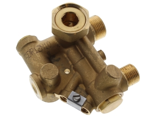 HALSTEAD 500602 RETURN MANIFOLD