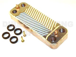 GLOWWORM 2000801899 DOMESTIC HEAT EXCHANGER