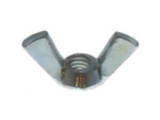 GLOWWORM S208012 NUT WING M4 ZP