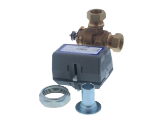 GLOWWORM S801051 THREEWAY VALVE ASSEMBLY (037200)