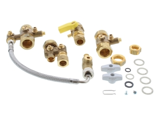 GLOWWORM 0020041105 FITTINGS PACK