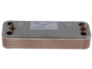 GLOWWORM 0020061615 PLATE TO PLATE HEAT EXCHANGER - 28KW