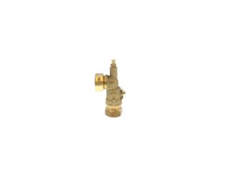 VAILLANT 014731 CENTRAL HEATING SERVICE VALVE, CPL.