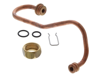 VAILLANT 019376 CONNECTION TUBE, CPL. FILL-IN DEVICE