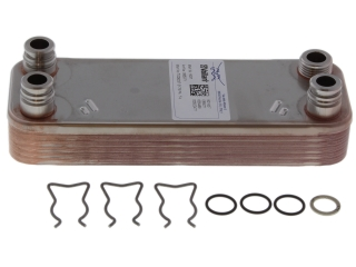 VAILLANT 065088 SECONDARY HEAT EXCHANGER 12 PLATES