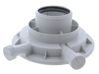 VAILLANT 180932 FLUE ADAPTER 60/100