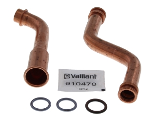 VAILLANT 0020068957 CONNECTION TUBE, CPL.