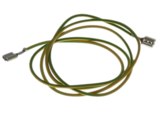 VAILLANT 255400 CABLE, EARTH WIRE, 700MM