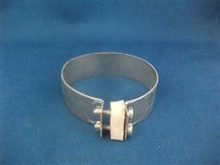 VAILLANT FLUE DUCT CLAMP, CPL. 282512