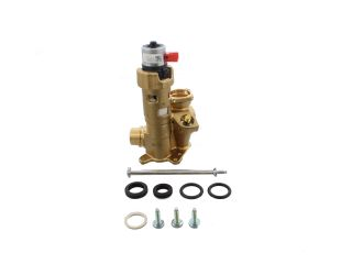 VAILLANT 0020132683 DIVERTER VALVE, BRASS