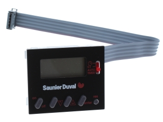 SAUNIER DUVAL 5122300 TIME SWITCH